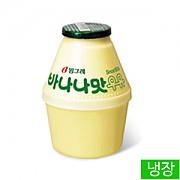 바나나우유240ml펫(빙그레)