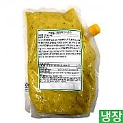 한품-리얼홀그레인머스타드소스1kg